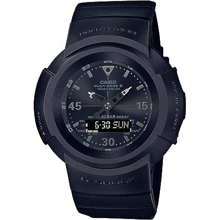 [カシオ] 腕時計 ジーショック 電波ソーラー AWG-M520BB-1AJF メンズ ブラック