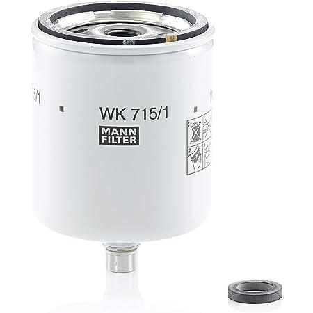 Original Mann Filter Kraftstofffilter Wk 715 1 Für Nutzfahrzeuge Auto