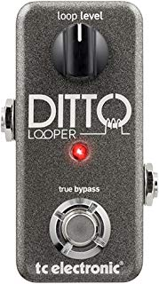 TC Electronic Guitar Ditto Looper Effects Pedal