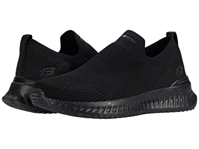 SKECHERS Matera 2.0 Hypra (Black/Black) Men