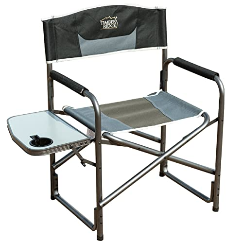 Camping Chairs With Side Table Amazoncom