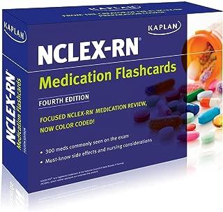 Kaplan NCLEX-RN Medication Flashcards