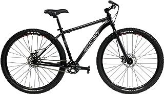 Gravity G29 SS 29er Single Speed Mountain Bike + Rigid Fork Disc Brakes