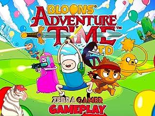 Clip: Bloons Adventure Time TD Gameplay - Zebra Gamer