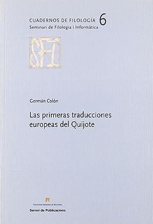 Las primeras traducciones europeas del Quijote