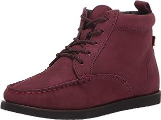 MARC JOSEPH NEW YORK Kids' Leather Made in Brazil Lightweight Chukka Ankle Boot