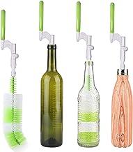 HOKIPO Plastic Bottle Cleaning Brush (Random Colour)