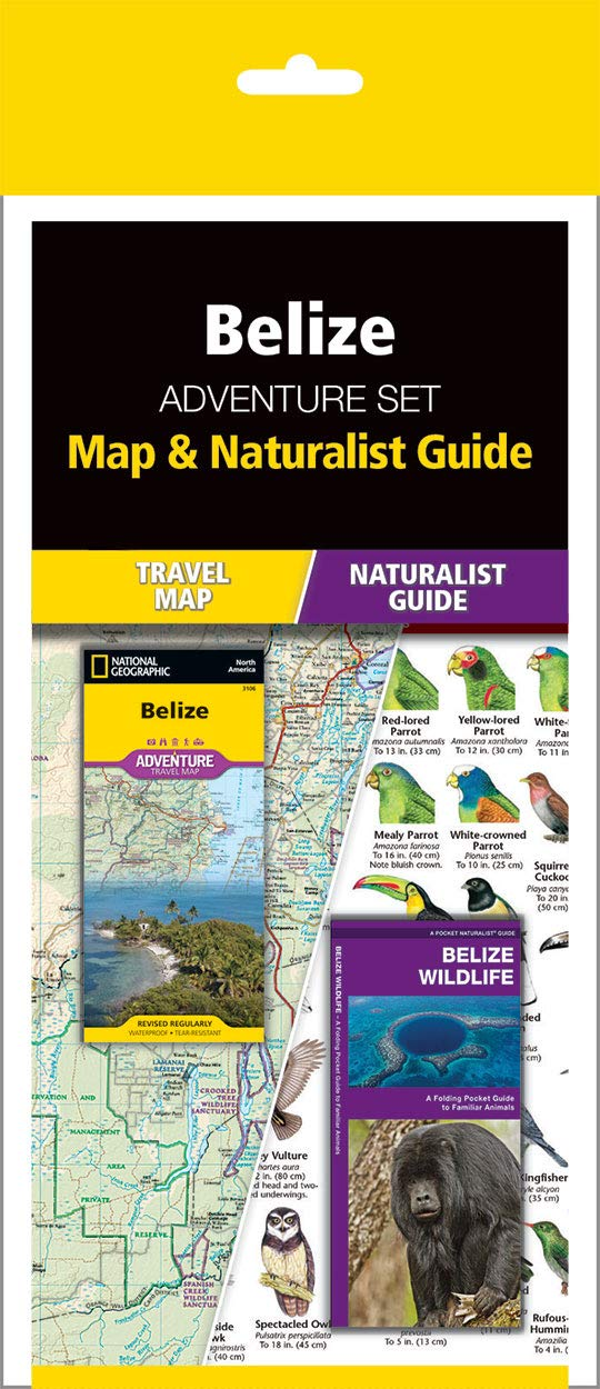 Belize Adventure Set Naturalist Guide