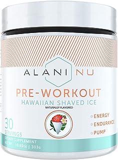 Aulani Nu Pre Workout