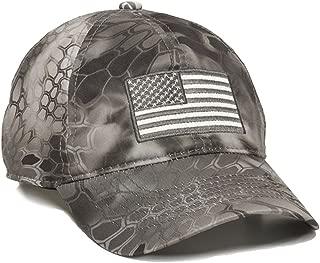 Raid USA Flag Hunting, Military Cap