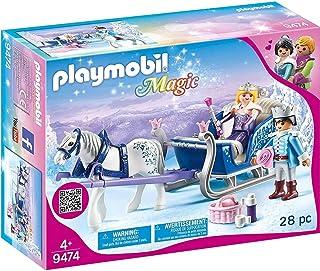 Playmobil Magic Sleigh with Royal Couple