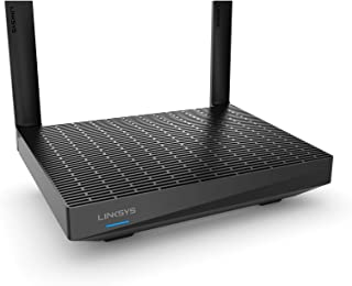 Linksys MR7350 Dual-Band Mesh WiFi 6 Router (AX1800, Compatible with Velop Whole Home WiFi System, Parental Controls via L...