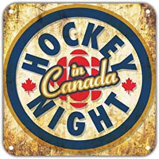 Best hockey wall art canada Reviews