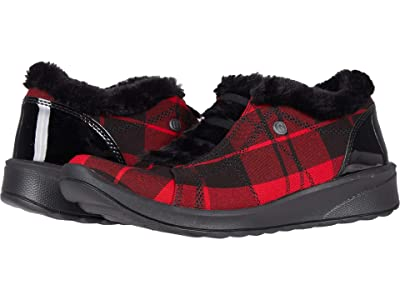 Bzees Golden (Red/Black Plaid) Women