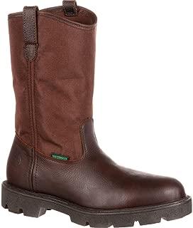 Men's Homeland Wellington Work Shoe