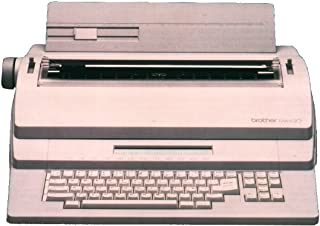 Brother ML-300 Electronic Display Typewriter Renewed Retail Packaging