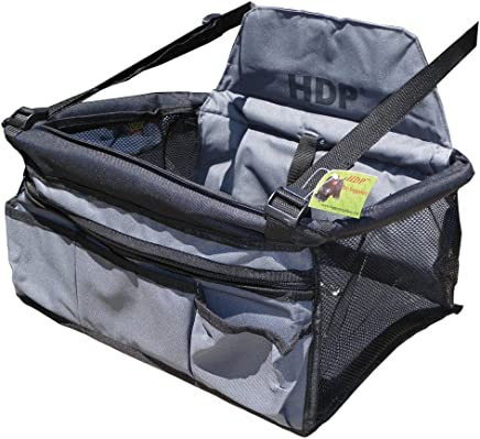HDP Car Deluxe Lookout Booster Car Seat Color:Black