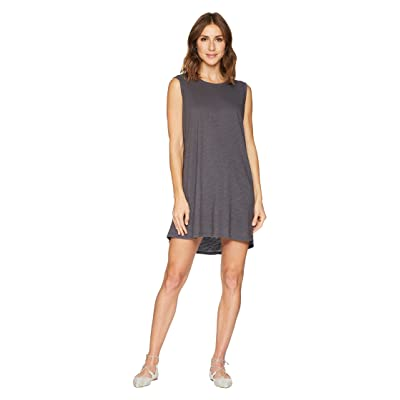 Allen Allen Short Tank Top Dress (Flint) Women