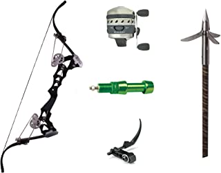 RPM Nitro Bowfishing Compound Bow, Muzzy Package, Right Hand
