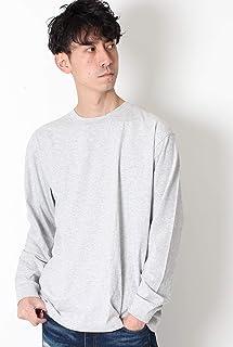 [ヘインズ] BEEFY-T ビーフィー 長袖 パックTシャツ [Lot/H5186] ヘビーウェイト パックT インナー クルーネックTシャツ 無地 白 黒 パック Tシャツ ホワイト グレー ブラック 厚手 1P コットン