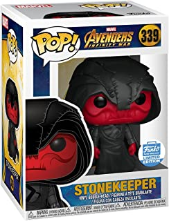 POP! Marvel: Avengers Infinity War - Stonekeeper (Funko Shop Limited Edition Exclusive)