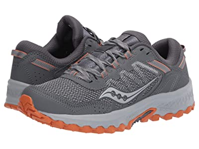 Saucony Versafoam Excursion TR13 (Grey/Orange) Men