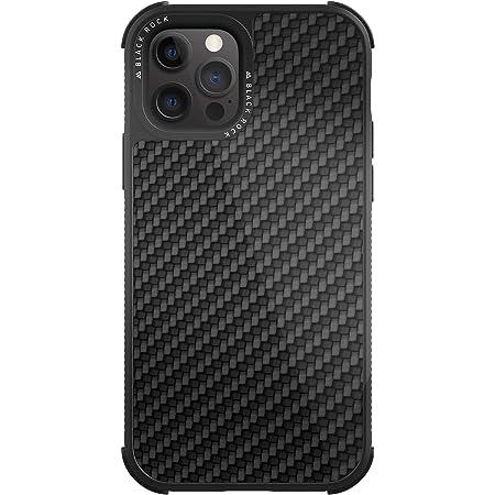 Black Rock Handyhülle Robust Case Real Carbon Hülle Elektronik