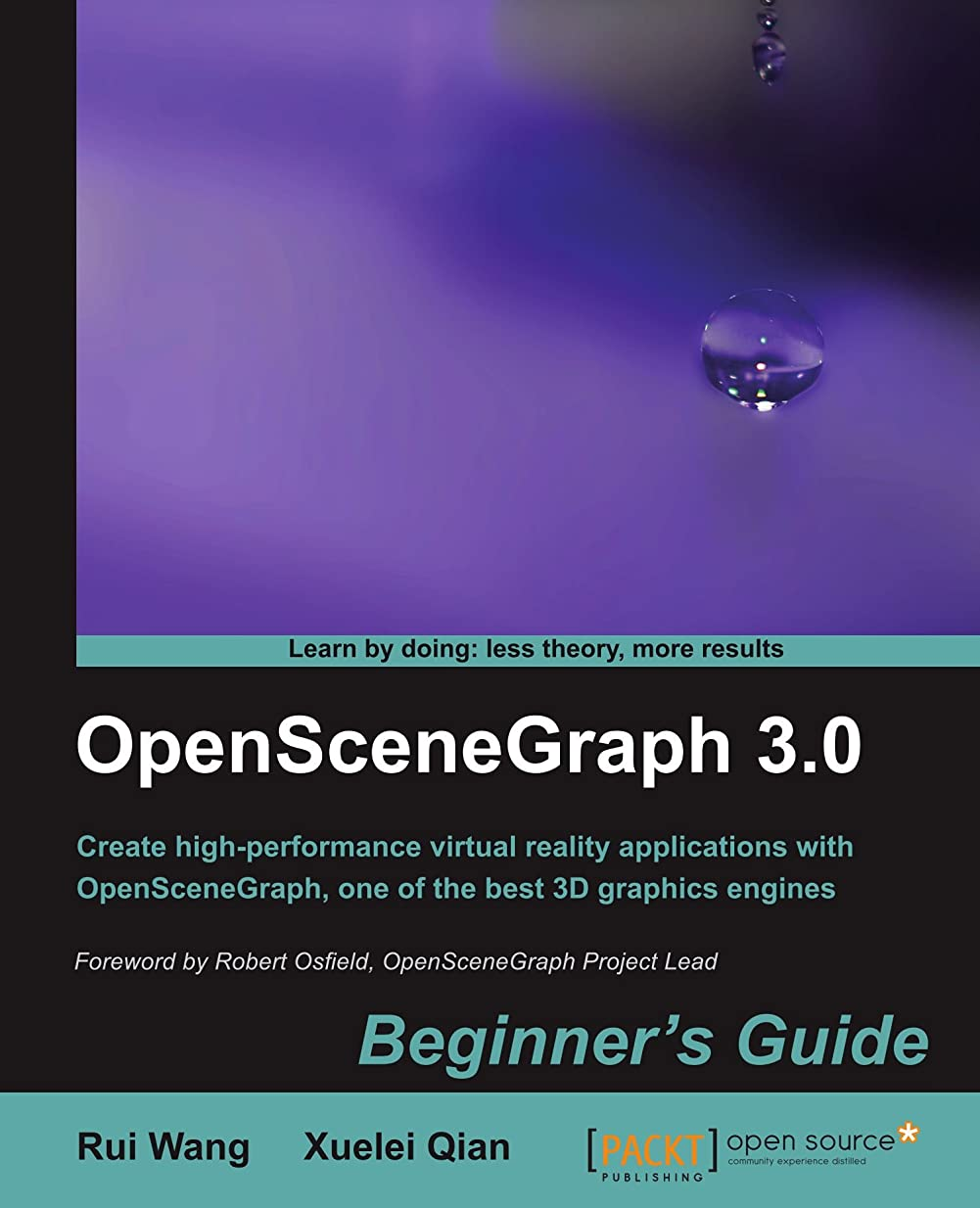 ドライブエクステント抜本的なOpenSceneGraph 3.0: Beginner's Guide: Create high-performance virtual reality applications with OpenSceneGraph, one of the best 3D graphics engines