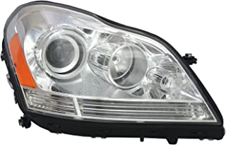 TYC 20-9381-00 Mercedes-Benz Right Replacement Head Lamp