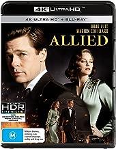 Allied (4K Ultra HD + Blu-ray)