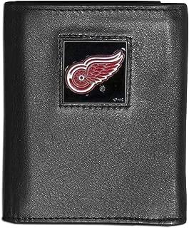 Siskiyou NHL Genuine Leather Tri-fold Wallet