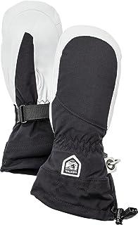 Hestra Hestra Womens Extra Warm Ski Gloves: Heli Leather Winter Cold Weather Powder Mitten