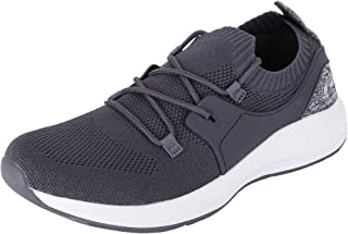 Fsports Latest Collection Grey Colour Fletcher Series Lycra Casual Shoes for Men
