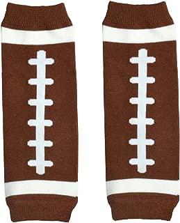 KWC - Sports Baby Leg Warmer/ Leggings (Newborn, American Football (Touchdown))