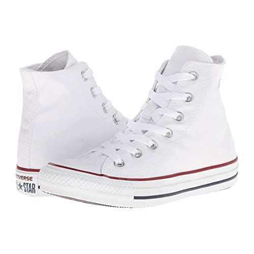 Converse White Mens High Tops  Amazon.com 91da0a17f