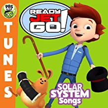 Ready Jet Go! - Solar System Songs