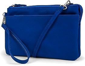 Mundi Brady RFID Wallet Purse Cell Phone Crossbody Bag For Women