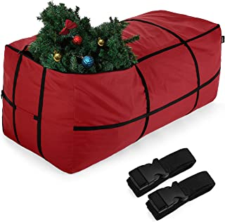 Best 12 foot christmas tree storage bag Reviews
