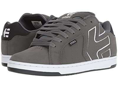 etnies Fader 2 (Dark Grey/Black/White) Men
