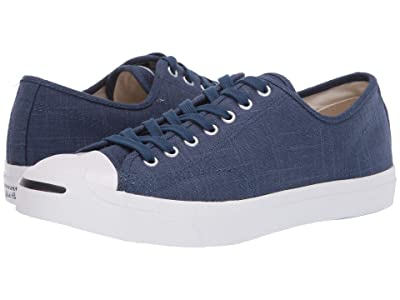Converse Jack Purcell Jack (Navy/Navy/White) Classic Shoes