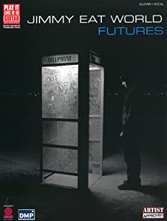 Jimmy Eat World -- Futures: Guitar Tab