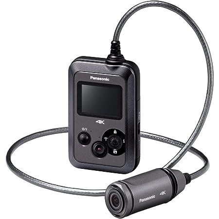 パナソニック ウェアラブルカメラ グレー HX-A500-H