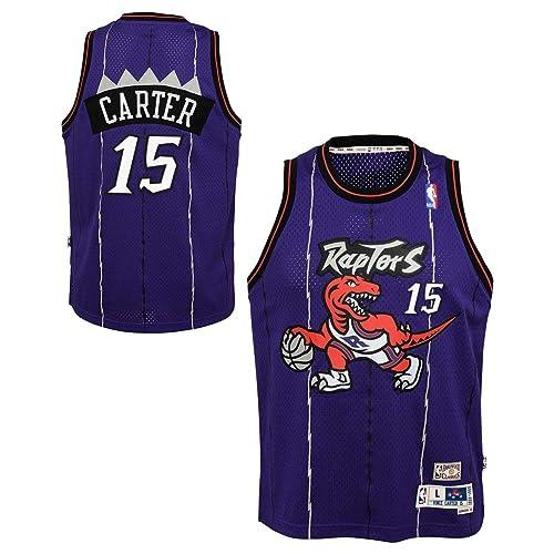 buy online 5d4d2 e74c5 Toronto Raptors Jersey: Amazon.com