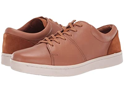 Clarks Kitna Vibe (Tan Leather) Men