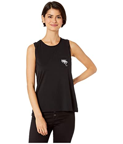 Roxy Time for Another Day Sleeveless Tee (Anthracite) Women