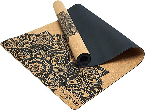 YOGA DESIGN LAB Cork Yoga Mat