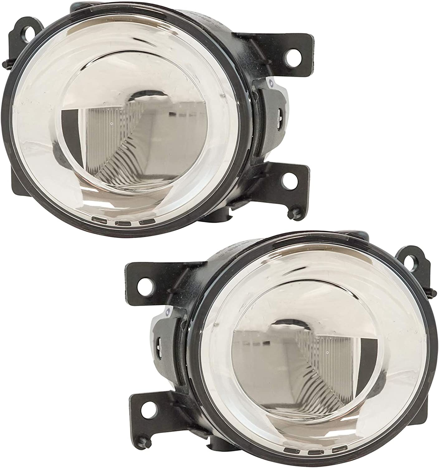 1A Auto Inventory cleanup selling sale 5 popular Front Bumper Mounted Fog Light Lamp Pair LH for Inf RH