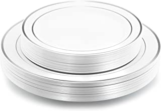 Best disposable plastic plates that look real Reviews