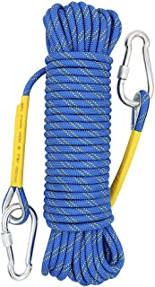 Sponsored Ad - X XBEN Outdoor Climbing Rope 10M(32ft) 20M(64ft) 30M (96ft) 50M(160ft) 70M(230ft) 152M(500ft) 304M(100ft) S...