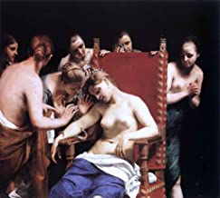 Guido Cagnacci The Death of Cleopatra - 20
